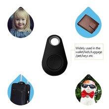 Smart Bluetooth Анти-потерянный GPS Локатор Теги Сигнализации Трекер Для Мобильных Ребенка Мешок Кошелек Key Finder Locator Анти потерял Tracke