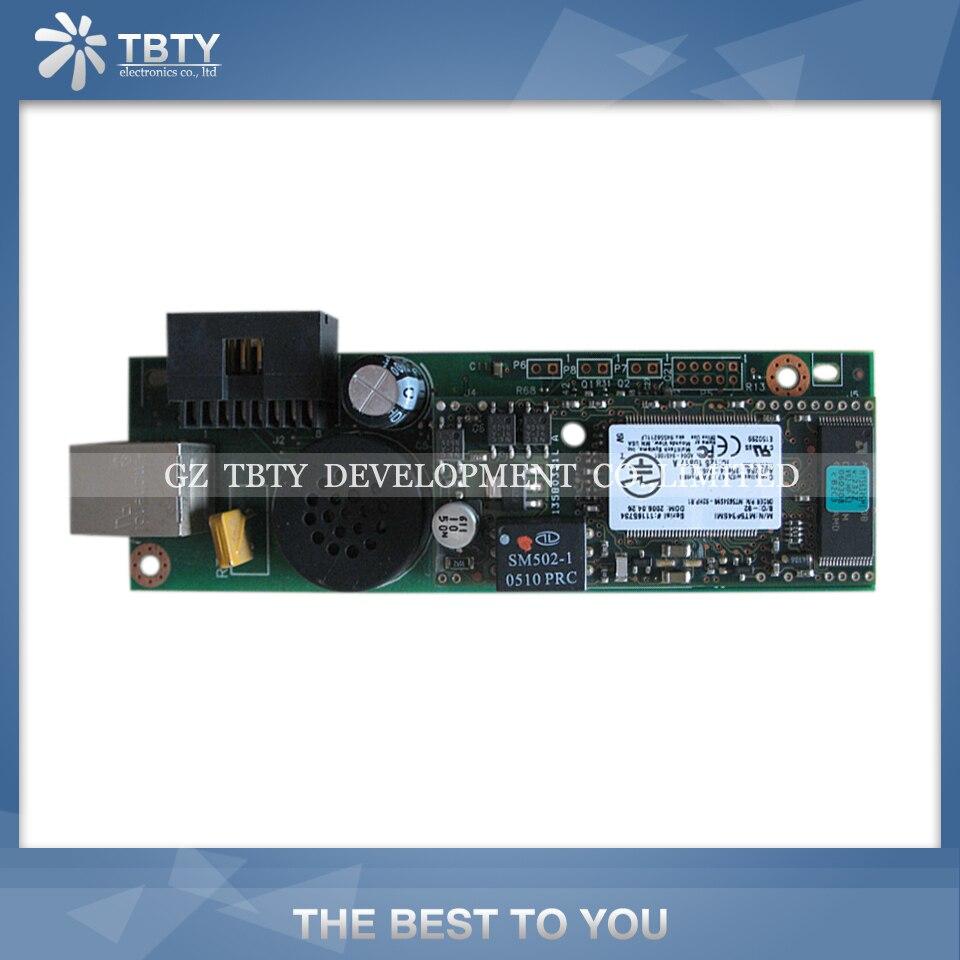 все цены на  Fax Module Card For HP M5025 M5035 5025 5035 5025MFP 5035MFP HP5025 HP5035 Fax Boards Network Board On Sale  онлайн