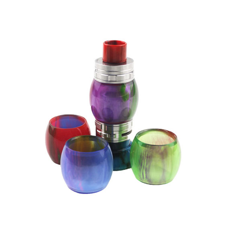 Pilot vape TFV8 Epoxy resin tube for smok tfv8 tank Replaceable Epoxy Resin Tube for Tank Atomizer Extend Cap