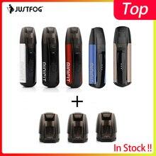 Стартовый набор Bigsale Justfog minifit, 370 мА/ч, все в одном, набор vape, как justfog q16 с аккумулятором MINIFIT, компактное устройство для парения