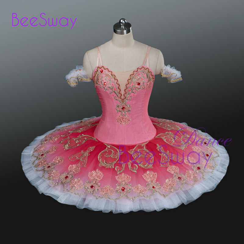 ballet costume Adult Professional Ballet Tutu dance Dress ...
