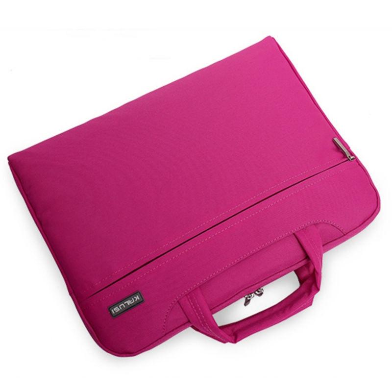 Waterproof Laptop Bag 11 13 14 15 inch Sleeve Men Women Briefcase Shoulder Messenger Bag Handbag For MacBook air pro Retina Bags