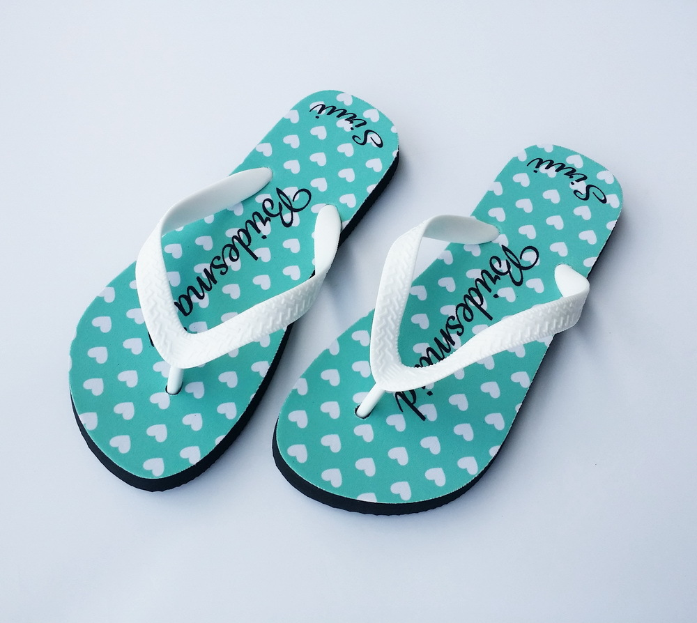 2a442d32075 Put your own design on Flip Flops