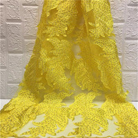 2017 New French Nigerian Laces Fabric High Quality Tulle African Laces Fabric Wedding African French Tulle Lace