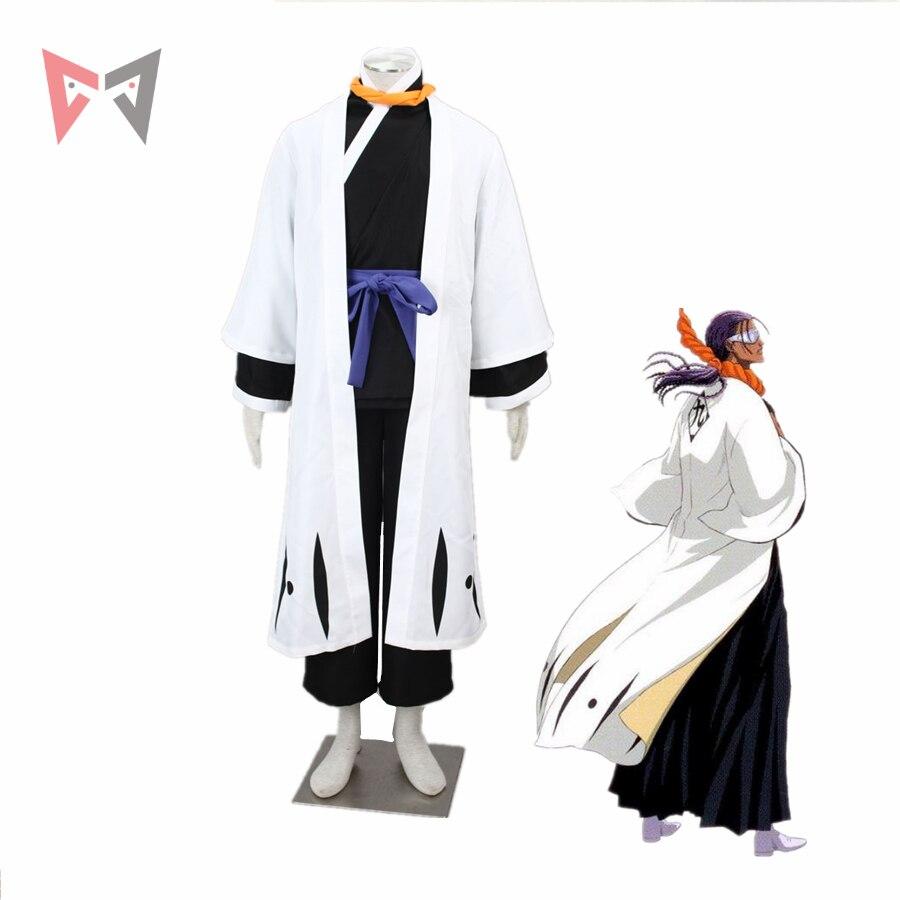 MMGG Bleach cosplay Tousen Kaname Cosplay costume Kimono Outfit