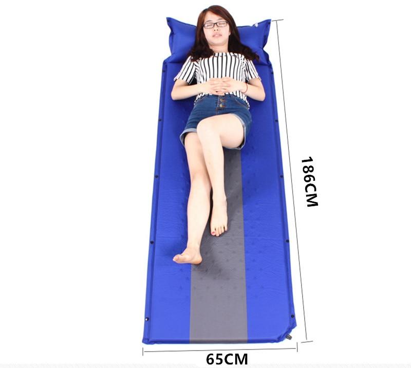 Ao Ar Livre Único Acampamento Colchão Moisture-Proof Pad almofada Emenda 3 cm