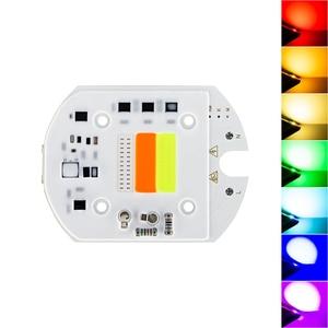 LED RGB COB Chip AC 220V 240V