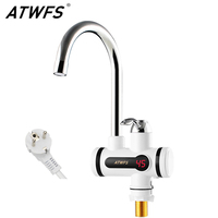 3sec Instant Tankless Electric Water Heater Faucet Kitchen Instant Hot Water Tap Shower Hot And Cold