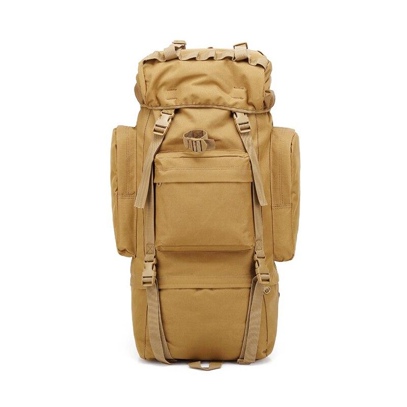 2019 extérieur Camouflage sacs à dos 65L étanche randonnée Camping Sports sacs à dos tactique militaire sacs livraison gratuite BL023