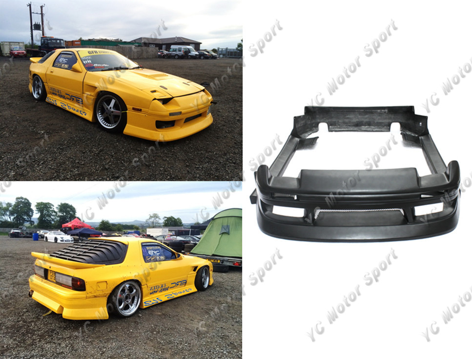 Frp Fiber Glass Bn Sports Type I Style Bodykits Fit For