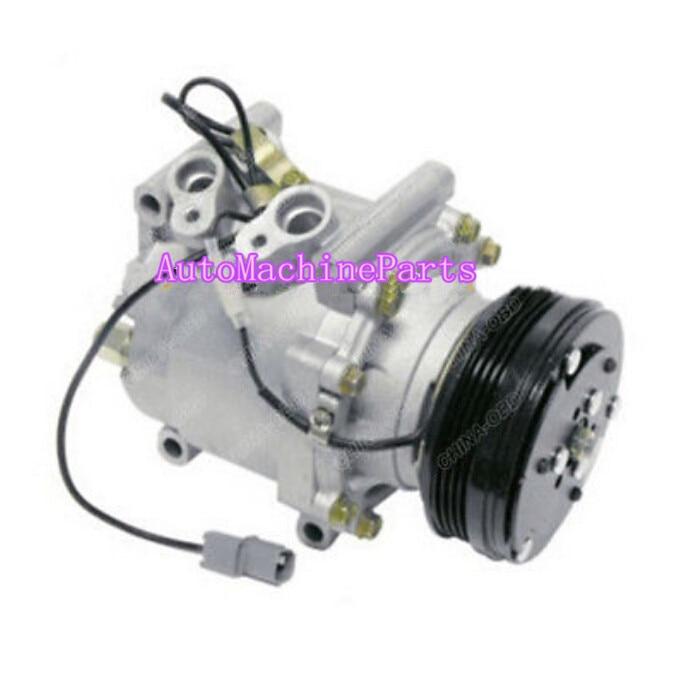 New AC A/C Compressor Fits: 1996 1997 1998 1999 2000 For Honda Civic L4 1.6L