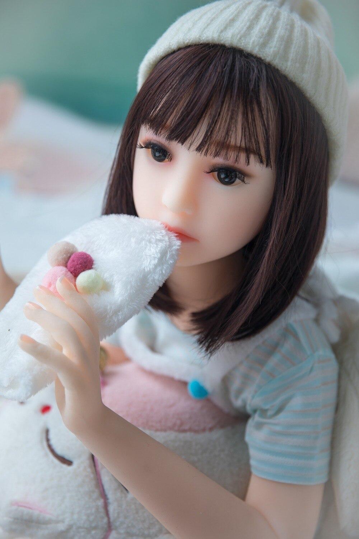 110 centímetros TPE Silicone Reais Bonecas Sexuais Japonês Boneca do Amor com Esqueleto de Metal Boneca Lifelike Vagina Real Buceta oral Vida brinquedos Sexuais tamanho