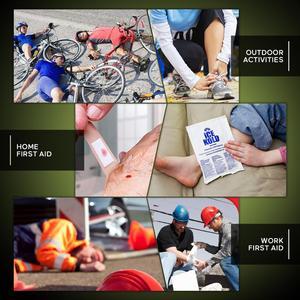 Image 5 - Yüksek Kaliteli Kullanışlı Boş Ilk Yardım Çantası Acil Durum Kiti Hemşire/Doktor tıbbi ekipman Alet Çantası Için Aile Hastanesi