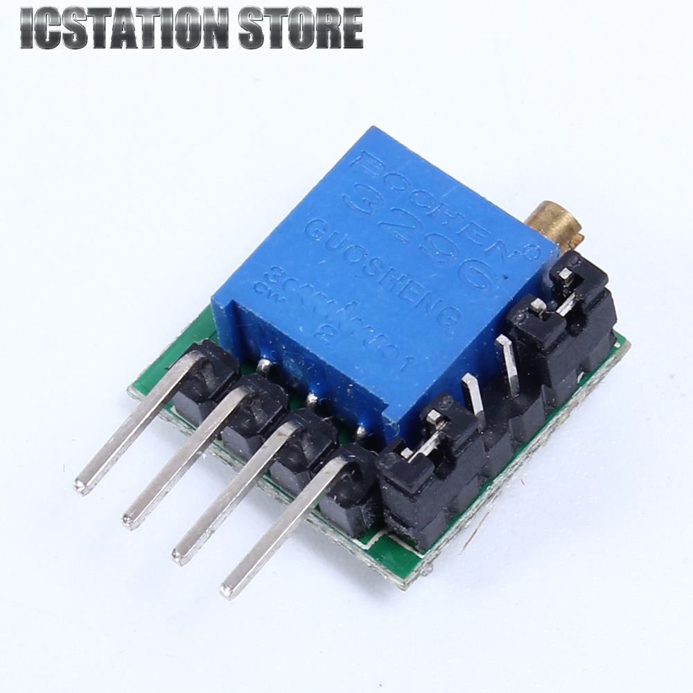 Delay Switch 12v Deselectra Electronics Smd Timer Off 3pcs Dc Relay Module Turn On At43 3v Circuit 1s 20h