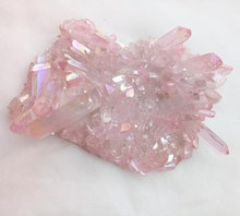 Pink Crystal Cluster