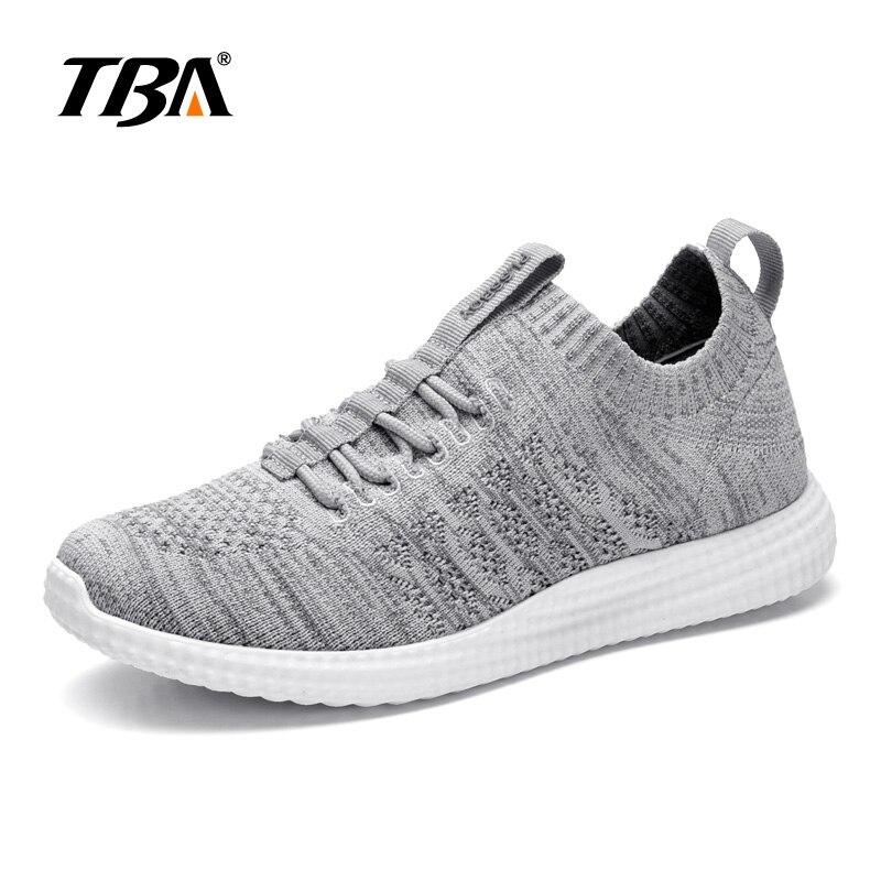 2017 D'été TBA lumière porter des chaussures de course pour Hommes respirant chaussures de marche pour étudiant noir couleurs laine chaussures taille 6-11