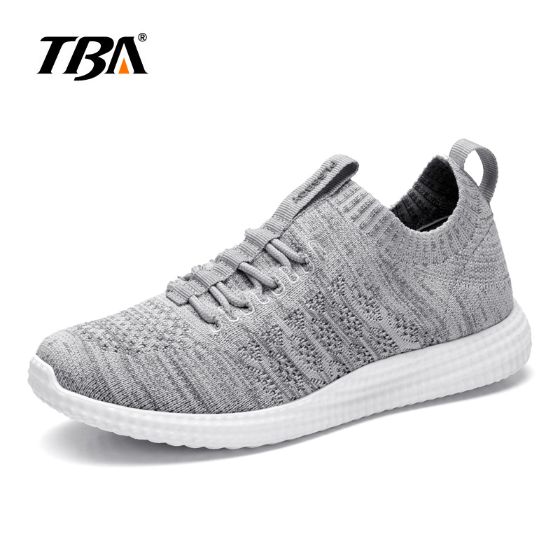 2017 Summer TBA light wearing running font b shoes b font for Men breathable walking font
