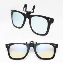 blue light block glasse clip on UV400 protection glasses len