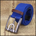 2016 Belt in Fabric belts Unisex webbing waist belt new style