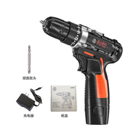 AC 100 240V Cordless 12V Max Electric Screwdriver Cordless Drill Mini Wireless Power Driver DC Lithium Ion Battery