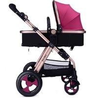 3 режима зрения раза Детские коляски, авиационного алюминия Рамки, пневматические шины колеса, SGS, ccc сертификации