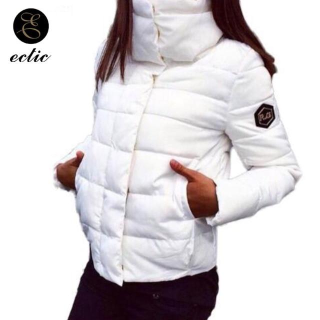 e7a3daff96f Polyester Wadding For Padding Giubbotti Donna Invernali Women Autumn  Clothing New Winter Vs Pink Turtleneck Puffer Jacket Warm