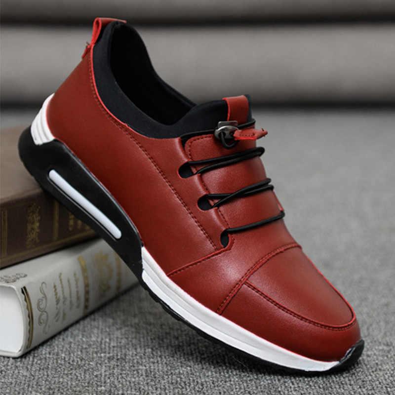 Echt Leer Hoge Kwaliteit Outdoor Mannen Wandelschoenen Rubberen Zool antislip Lace Up Air Jogging Sneakers Mannen Vrouwen wandelschoenen