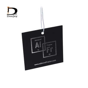 Customized print clothing hang tag 300gsm paperboard garment swing hanging tag hand tags 200pcs/lot