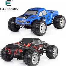 Rc Racing Car Wltoys A979 High Speed Monster 50Km/H 1/18 2.4GHz 4WD With Transmitter RTR Control More Than 100m