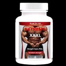 Таблетки для анаболического набора веса-для быстрого роста мышечной массы-Максимальная сила