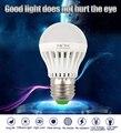 HUANXIN CONDUZIU a Lâmpada Lâmpada de Alta Luminosidade Lâmpada LED 3 W, 5 W, 7 W, 9 W, 12 W, 15 W, verdadeiro Poder IC Inteligente Lâmpada 220 V E27 DP6