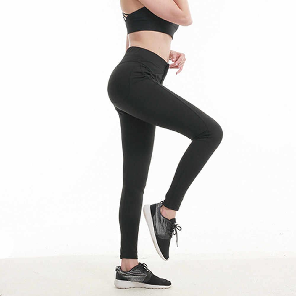 f6e96d72cec1 ... Push Up Leggings Sport Summer Workout High Waist Leggings Sport Fitness  Vetement Sport Femme Fitness 2019 ...