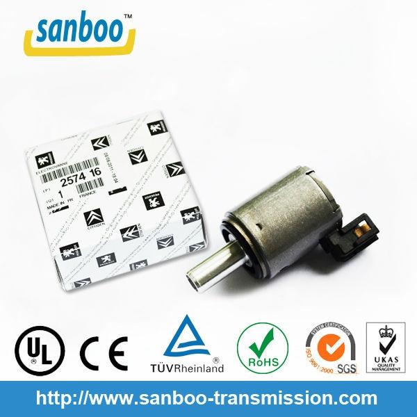 Sanboo DPO AL4 Solenoid Valve With Automatic Transmission