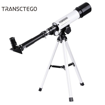 150 X Astronomical Telescope Cosmos HD Monocular Beginners Kids Gifts Refractive Space Travel Spotting Portable Tripod Astronomy