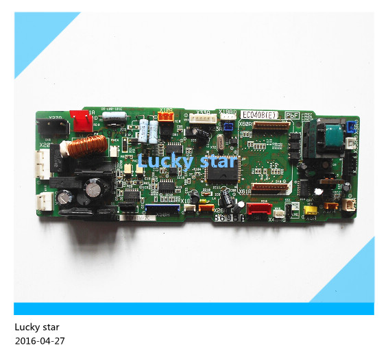 95% new for Air conditioning board circuit board EC0408(E) FCQ125KMV2C computer board good working violet 0408