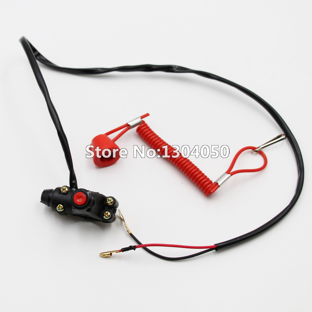 Motorcycle Kill Switch Wiring Without Lights Tether Line 43cc 47cc 49cc Mini Pit Pocket Rocket Quad Dirt Bike Atv 50cc 70cc 110cc 125cc New In Motorbike Ingition From Automobiles