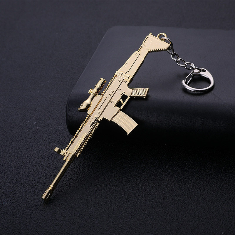 Weapon Keychains (27)