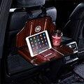 Качество автомобилей заднее сиденье держатель таблетки задний подголовник сиденья стол складной планшетный компьютер телефон стоит пить обладатель кубка 1 шт.