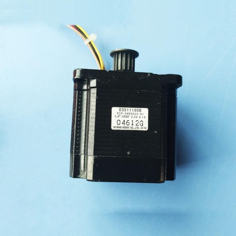 57 stepper motor 1 2 Nm high torque 57X57X54MM shaft diameter 6 35MM in Stepper Motor from Home Improvement