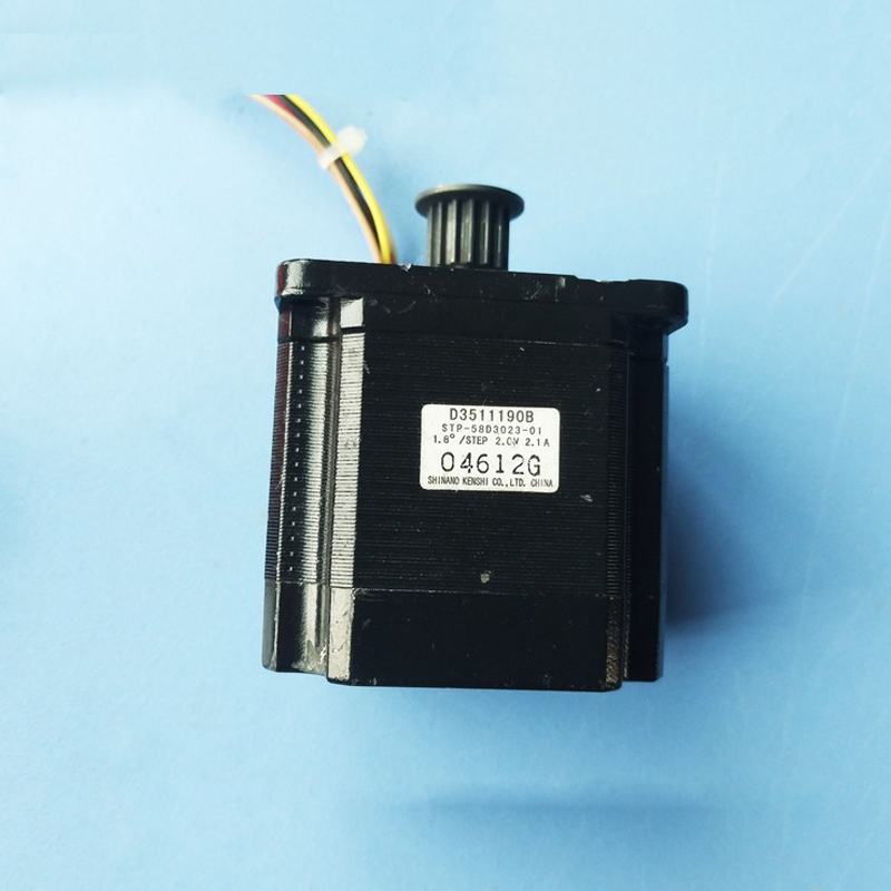 Two phase four wire 1 8 degree 57 stepper motor body height 76MM high torque 1 2 N m in Stepper Motor from Home Improvement