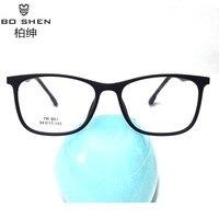 2017 Novo Quadro TR90 Anti Óculos de Computador Óculos de Armação oculos de grau homens e mulheres do vintage atacado varejo Tr801