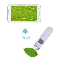 200X Wi-Fi цифровой микроскоп 8LED 5X-200X HD Беспроводной Биологический микроскоп для iPhone/iPad/Android/IOS Лупа лупы