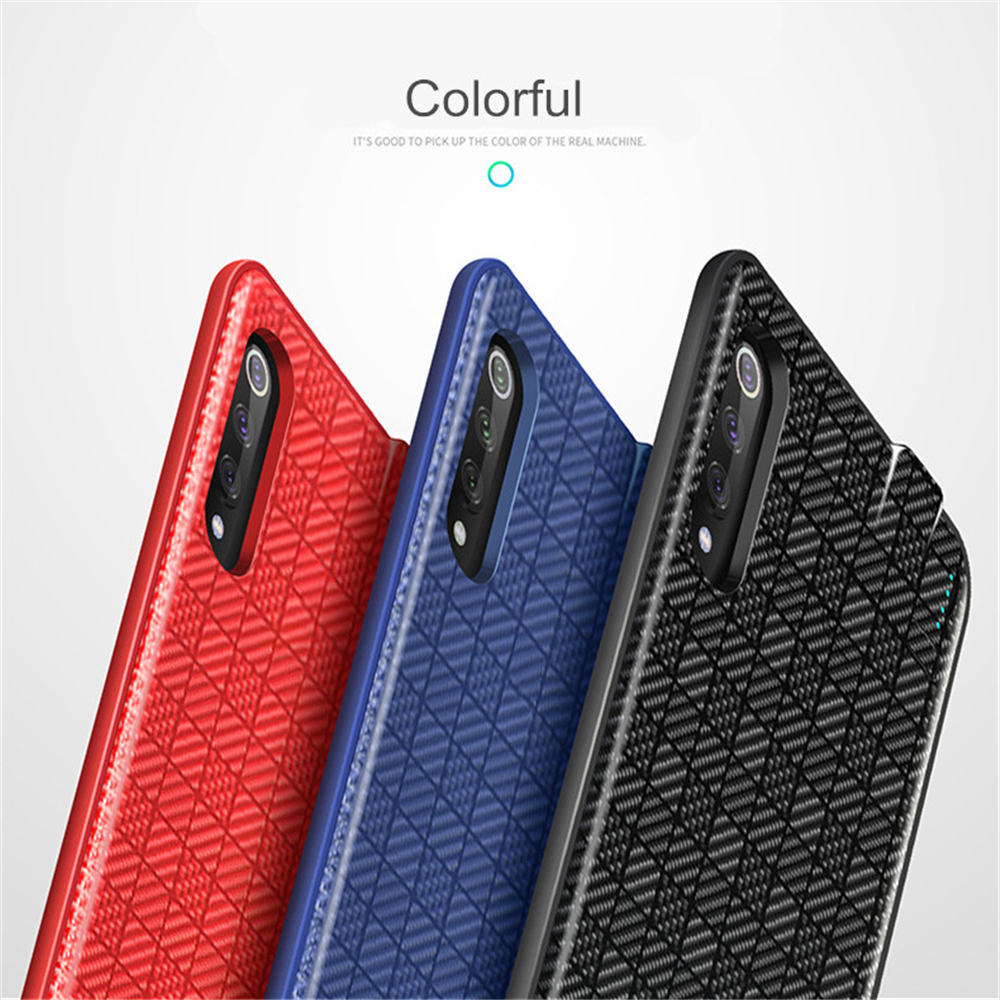 2019 5000mah Ultra Thin Battery Charger Cases For Xiaomi Mi 9 8 Power Case Portable Power