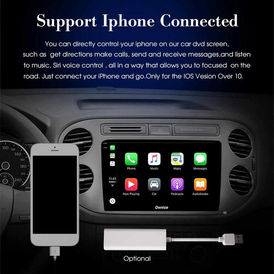 Ownice C500+ Android Car radio GPS Navigation For Nissan Sylphy Qashiqai  Murano TEANA X-trail Nissan Teana Vehicle DVD player PC