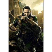 DIY Diamond Paintings Full Square Drill Cross Stitch Picture 5d THOR The Dark World Marvel Movie Embroidery Home Decor