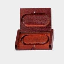2016 Hot Sale Redwood Wooden USB flash drive pen drives Maple wood + Packing box 4GB 8GB 16GB 32GB memory stick gift