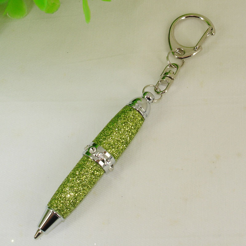 1342A glitter green