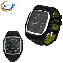 GFT GT68 tragbare geräte Neueste Bluetooth Smart Watch Smartwatch GSM Sim-karte für Android-Handy
