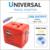 Adaptador de Viaje Universal Multi-Nación de LA UE/EE.UU./AU/UK Plug AC 5 V 6A con 2 Puertos USB Cargador de Pared 1000mA + 5Vdc para Todos Smartphone