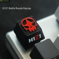 H1Z1 Битва игры Keycap R4 Высота сплав полностью металлический клавиатура колпачки для Cherry MX Настенные переключатели Teclado mecanico колпачки